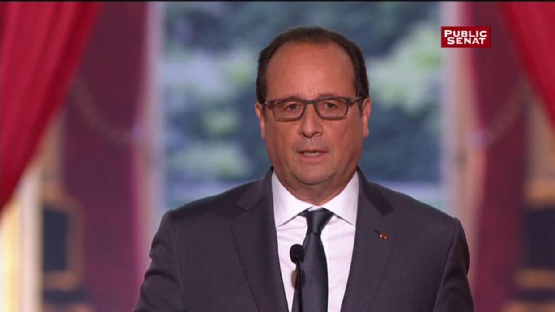 François Hollande annonce une baisse d'impôts de 2 milliards en 2016