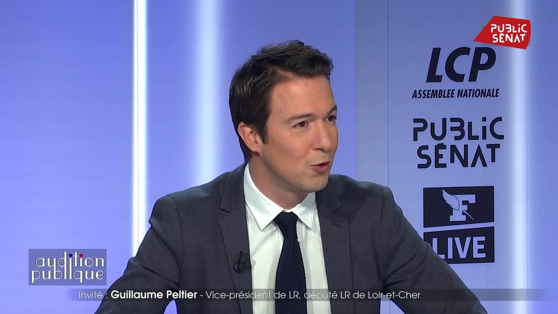 AMF : Peltier espère que Macron « ne jouera pas au marchand de sable »