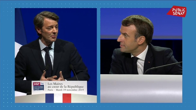 Baroin à Macron : Vous supprimez «un impôt qui ne vous appartient pas»