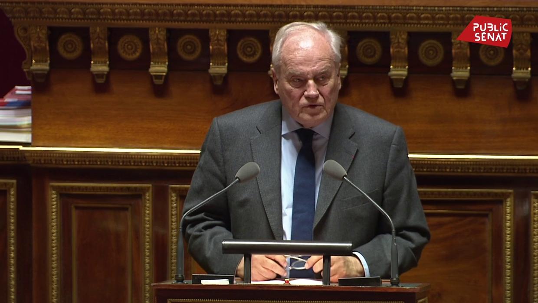 Le Sénat rend un ultime hommage aux soldats français morts au Mali