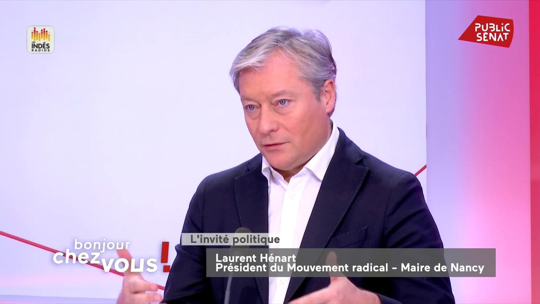 """Retraites : Henart appelle à """"un débat rapide sur l'équilibrage"""""""
