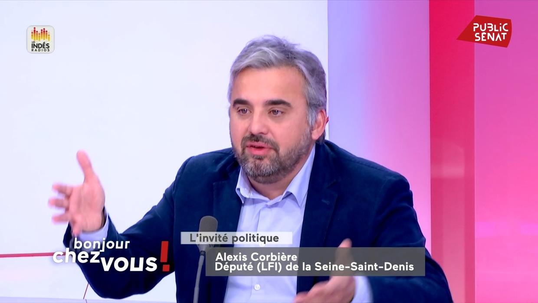 Didier Lallement est « un préfet très politique » pour Alexis Corbière
