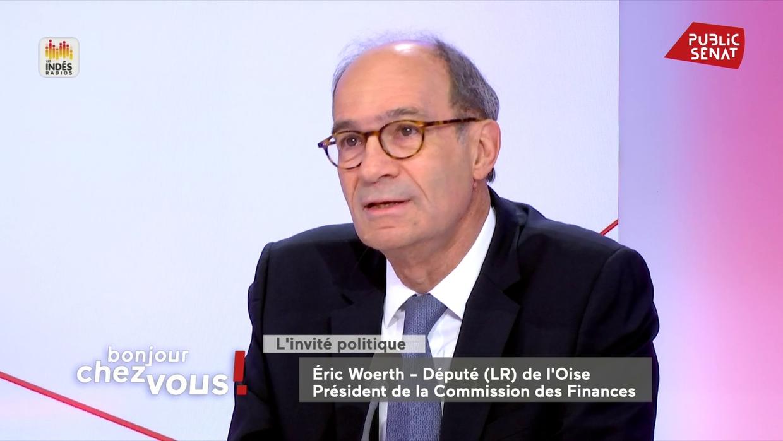 Intrusion à la CFDT : « la CGT déraille » déclare Éric Woerth