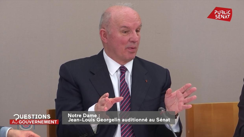 Notre Dame: Jean-Louis Georgelin maintient le cap des 5 ans