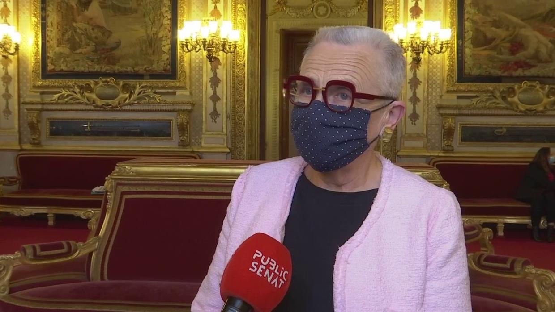 Covid-19 : « Le premier ministre n'a pas caché qu'il y a une menace d'aggravation de la crise en novembre » selon la sénatrice Françoise Gatel