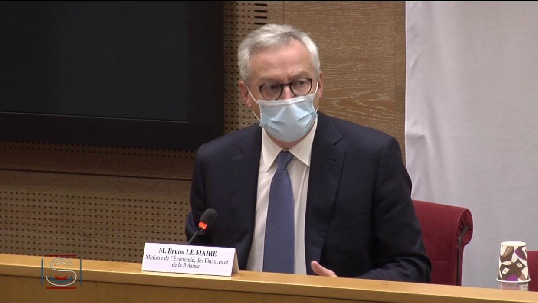 Bruno Le Maire : « Nous sommes dans le temps de la dépense publique »