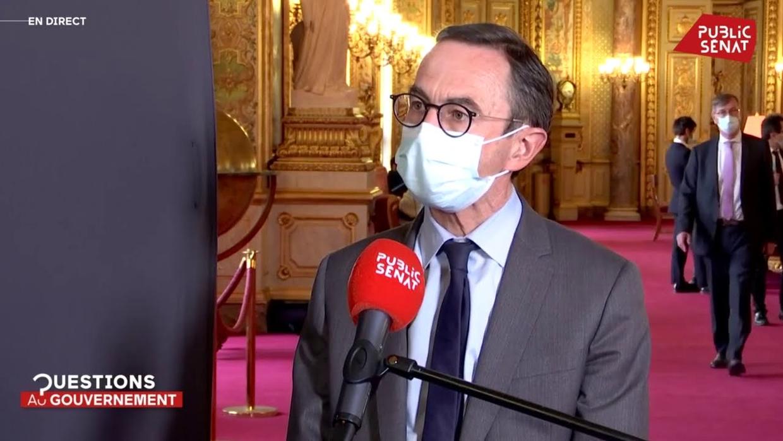 Séparatisme : « La charia commence à s'appliquer en France », alerte Bruno Retailleau