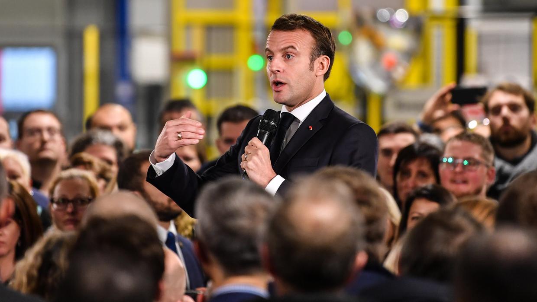 Macron à Dunkerque : Des manifestants CGT et un avocat interpellés