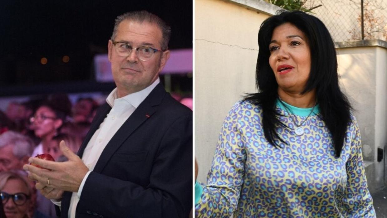 Marseille : Bruno Gilles quitte LR, Samia Ghali se lance sans le PS