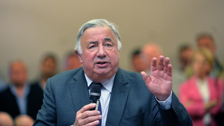 Gérard Larcher dans Questions aux sénateurs