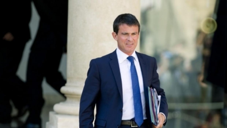 Valls confirme la suppression « immédiate » des crédits exports pour l
