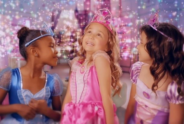 Princesses, pop stars et girl power - Cécile Denjean