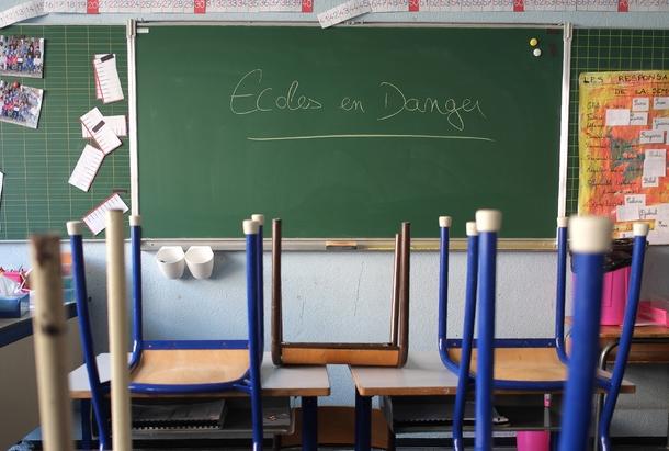 Régulièrement épinglée pour le délabrement de certaines écoles publiques, la mairie de Marseille a mis en garde le député LFI Jean-Luc Mélenchon contre des travaux auto-gérés dans une des écoles de la ville