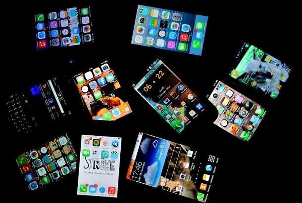 Un chargeur universel pour smartphones et tablettes