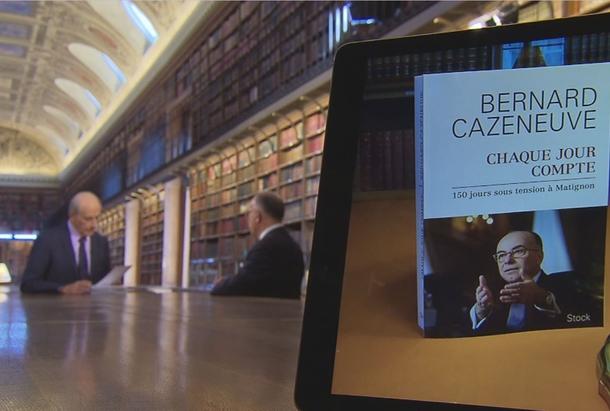 Bernar Cazeneuve dans Bibliothèque Médicis