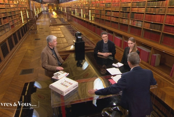 Interview de Guillaume Erner - Livres&Vous