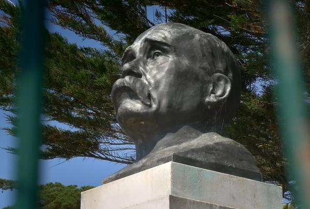 Buste Clemenceau