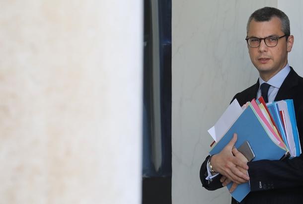 Le secrétaire général de l'Elysée, Alexis Kohler, le 18 juin 2018