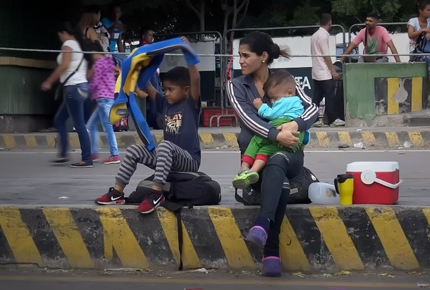Exilés Vénézuéliens