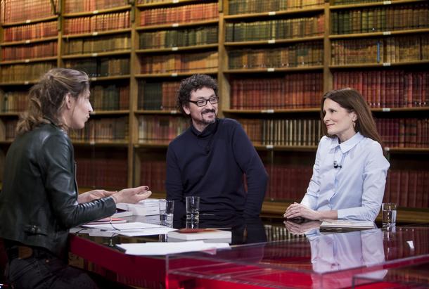 Livres & Vous David Foenkinos et Soledad Bravi