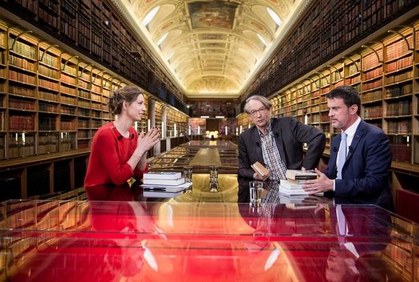 Livres & Vous Manuel Valls et Patrick Grainville