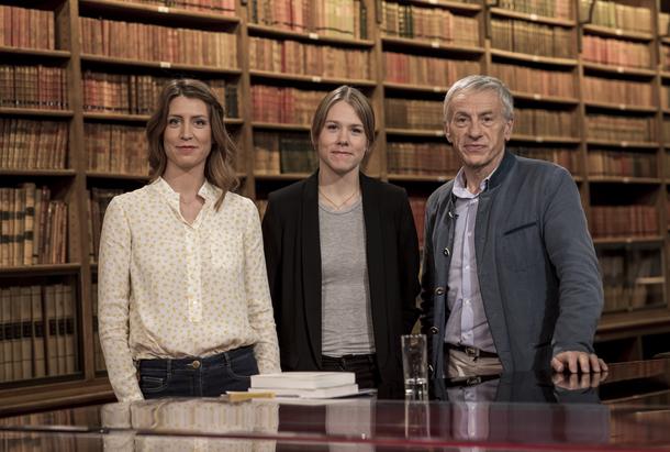 Livres & vous, Jean-Christophe Rufin et Marie Bergstrom avec Adèle Van Reeth