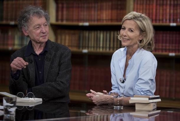 Livres & vous, Claire Chazal et Pierre Birnbaum