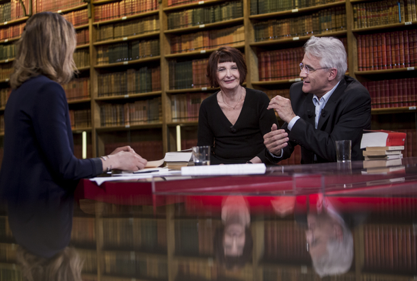 Livres & Vous André Comte-Sponville et Judith Brouste