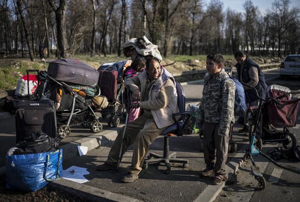 Migrants Roms