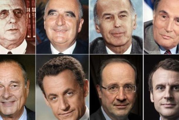 Présidents 5ème république