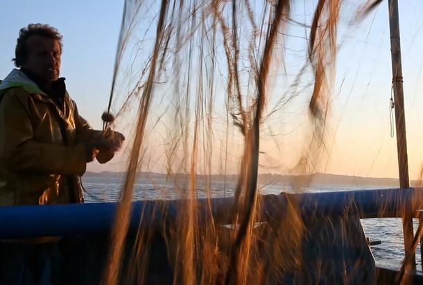Pêcheur filet demain