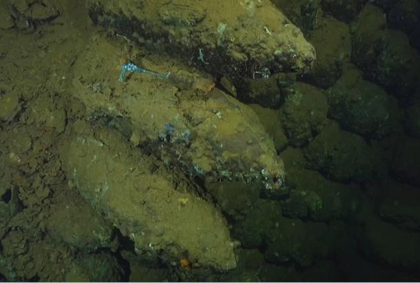 Des centaines de milliers de tonnes d'armes chimiques dorment dans les mers du Nord
