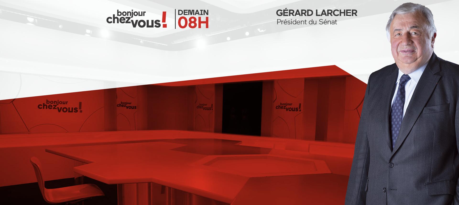 Gerard Larcher BCV 12/12 demain