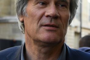 Le député PS Stéphane Le Foll, le 30 septembre 2017 à Paris