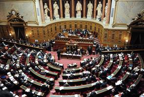 Hémicycle du Sénat © Visual Press Agency pour Public Sénat