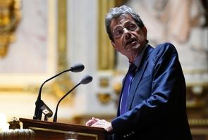Alain Milon, actuel président LR de la commission des Affaires sociales au Sénat, en 2016