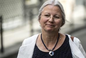 Agnès Thill, député LREM le 25 juin 2019 à Paris