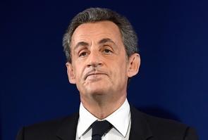 Nicolas Sarkozy lors de la primaire de la droite à Paris, le 20 novembre 2016