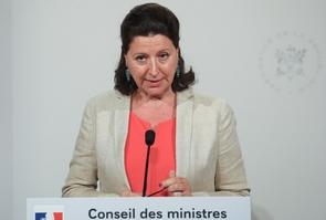 Agnès Buzyn le 24 juillet 2019 à Paris