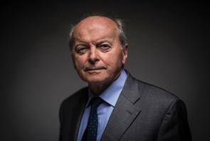 Le Défenseur des droits Jacques Toubon, le 8 jullet 2016 à Paris
