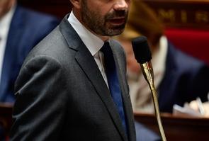 Le Premier ministre Edouard Philippe, le 15 novembre 2017 à Paris