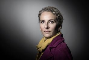 La députée des Deux-Sèvres Delphine Batho à Paris, le 19 janvier 2018