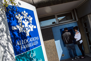 CAF caisse d'allocations familiales