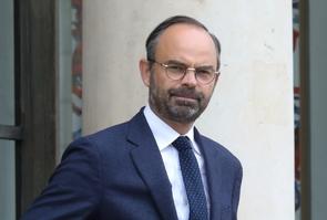 Edouard Philippe le 12 juin 2018