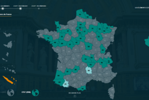 Sénatoriales : la carte des résultats