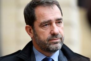 Le patron de La République en marche, Christophe Castaner, le 29 novembre 2017 à Paris
