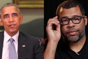 Jordan Peele, manipulateur d'Obama