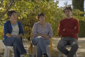 La famille de Luc Meunier, décédé des coups d'un patient atteint de schizophrénie paranoïde