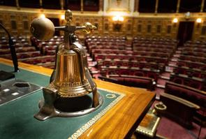 senat hemicycle cloche