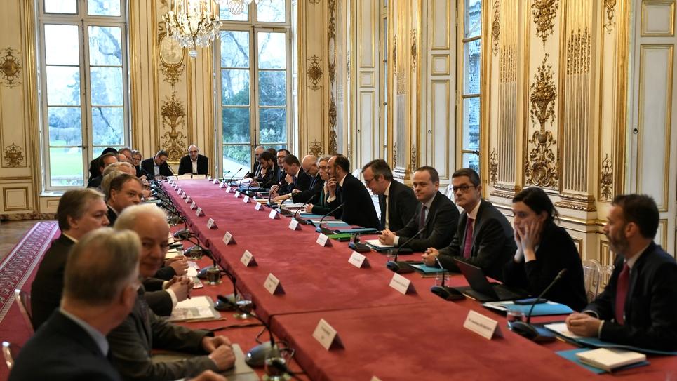 Une réunion multilatérale entre les partenaires sociaux et le gouvernement le 13 février 2020
